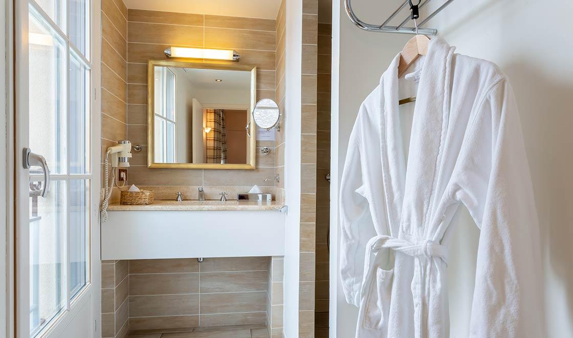 Chambre Supérieure Hotel 3 étoiles à Chavignol
