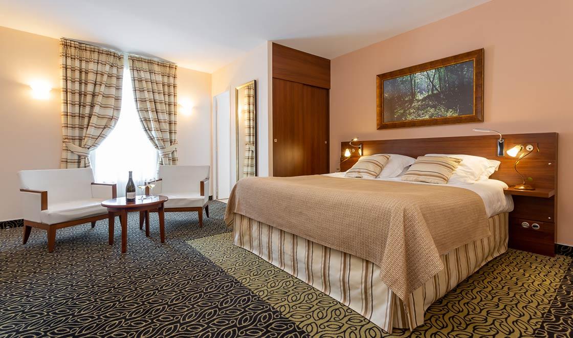 Hôtel 3 étoiles à Chavignol - Sancerre - France