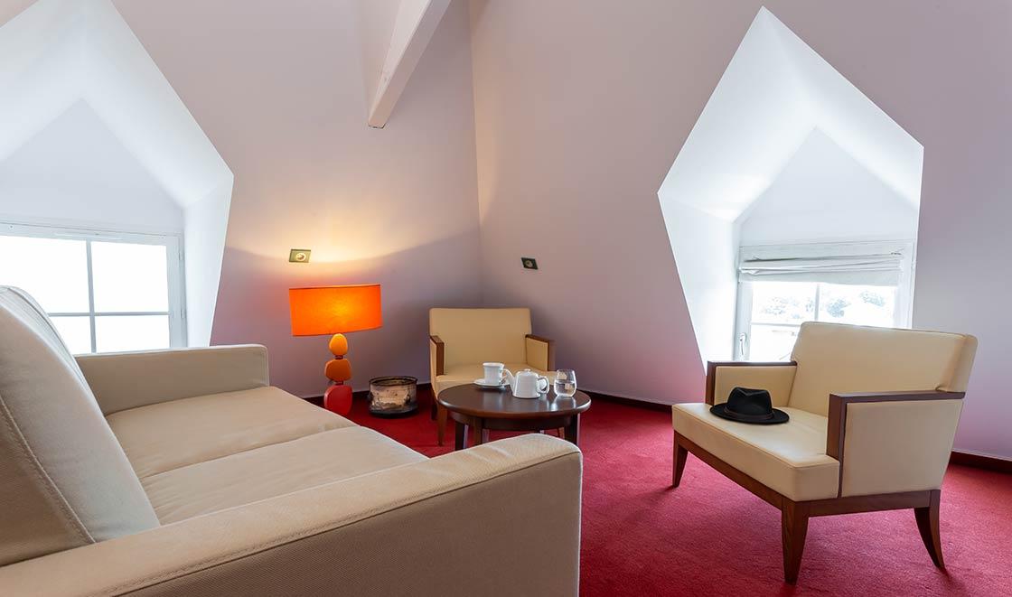 Suite Familiale Hotel 3 étoiles à Chavignol
